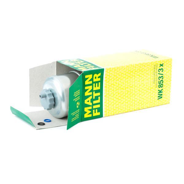 MANN-FILTER WK853/3x EAN:4011558936303 Shop