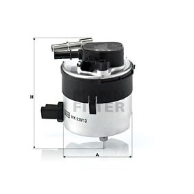 WK 939/13 MANN-FILTER from manufacturer up to - 26% off!
