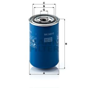 Fuel filter Article № WK 940/12 £ 140,00