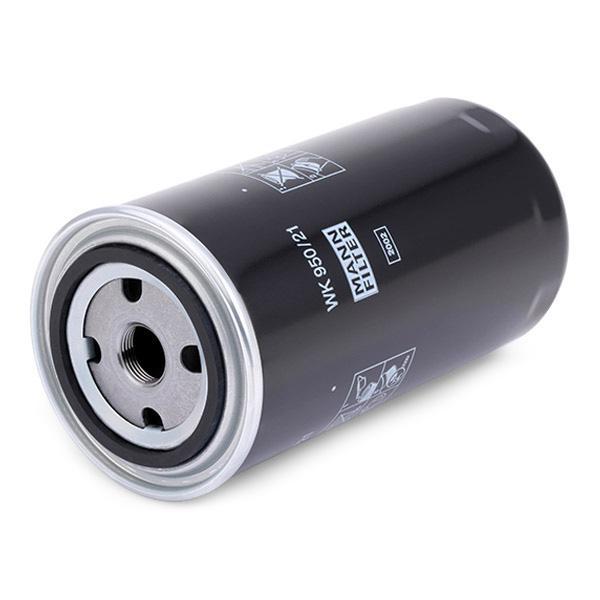 Filtro de Combustible MANN-FILTER WK 950/21 4011558956608