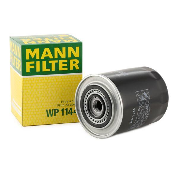 Ölfilter MANN-FILTER WP1144 Erfahrung