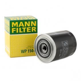 MANN-FILTER WP1144 Erfahrung