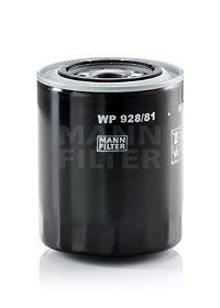 WP 928/81 MANN-FILTER von Hersteller bis zu - 26% Rabatt!