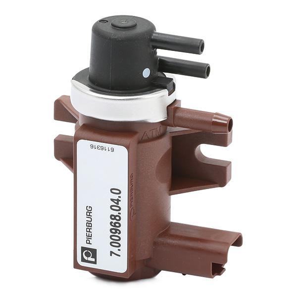 Pressure converter, turbocharger PIERBURG 7.00968.04.0 4028977551116