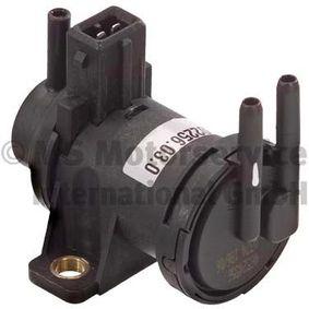 Convertitore pressione, Controllo gas scarico 7.02256.03.0 LYBRA SW (839BX) 1.9 JTD ac 2003