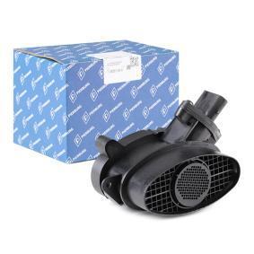 Sistema Eléctrico del Motor BMW X5 (E70) 3.0 d de Año 02.2007 235 CV: Medidor de la masa de aire (7.18221.04.0) para de PIERBURG