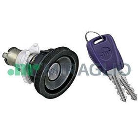 Tailgate Lock 37/206 PUNTO (188) 1.2 16V 80 MY 2006