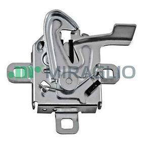 Bonnet Lock 37/221 PANDA (169) 1.2 MY 2011