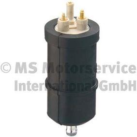 Pompa carburante Pressione [bar]: 3bar, Ø: 52mm, Ø: 52mm con OEM Numero AUU 1649