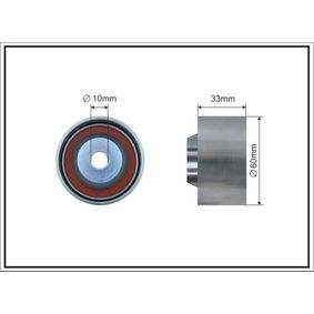Polea inversión / guía, correa distribución con OEM número MD 121993