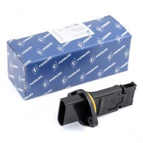 PIERBURG Luftmassenmesser 7.22684.08.0 für AUDI A4 (8D2, B5) 1.9 TDI ab Baujahr 03.2000, 116 PS
