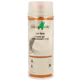 Rostbehandlung MOTIP 375347 für Auto (CM Inox Spray 400, Inhalt: 400ml)