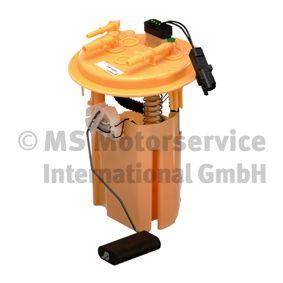 Fuel Pump Ø: 43,5mm, Ø: 43,5mm with OEM Number 1612 1184 633