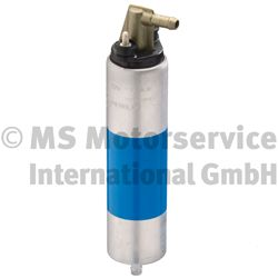 PIERBURG  7.28242.01.0 Fuel Pump Pressure [bar]: 0,5bar, Ø: 43mm, Ø: 43mm
