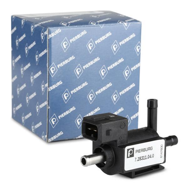 PIERBURG  7.28311.04.0 Druckwandler, Abgassteuerung elektrisch-pneumatisch, Umschaltventil