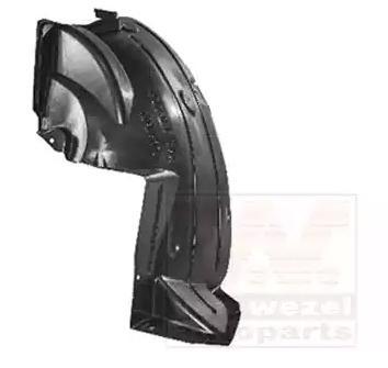 Panelling, mudguard 3799433 VAN WEZEL 3799433 original quality