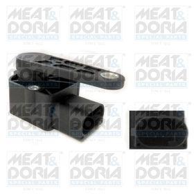 Sensor, Luftfederungsniveau 38007 1 Schrägheck (E87) 118d 2.0 Bj 2009