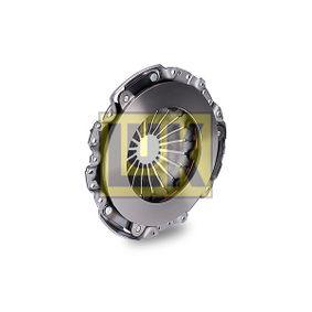 LuK  122 0115 10 Kupplungsdruckplatte
