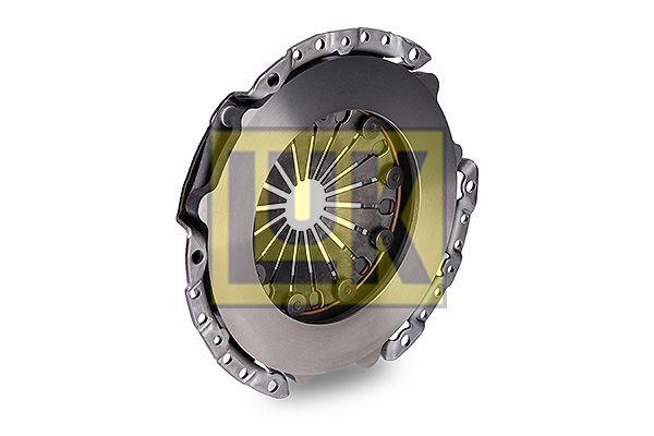 LuK  122 0123 10 Kupplungsdruckplatte