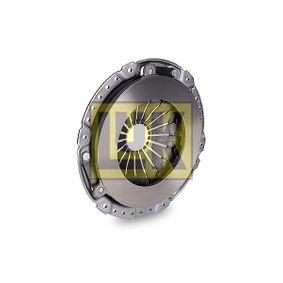 LuK  122 0206 10 Kupplungsdruckplatte