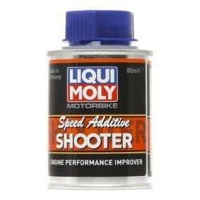 Kraftstoffadditiv LIQUI MOLY 3823 für Auto (Benzin, Inhalt: 80ml)