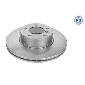 Brake Disc 383 521 0003/PD 3 Saloon (F30, F80) 320d 2.0 MY 2012
