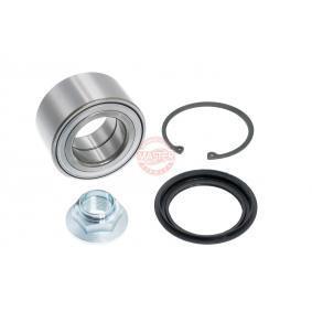 Wheel Bearing Kit Ø: 76mm, Inner Diameter: 42mm with OEM Number 51720 FL047