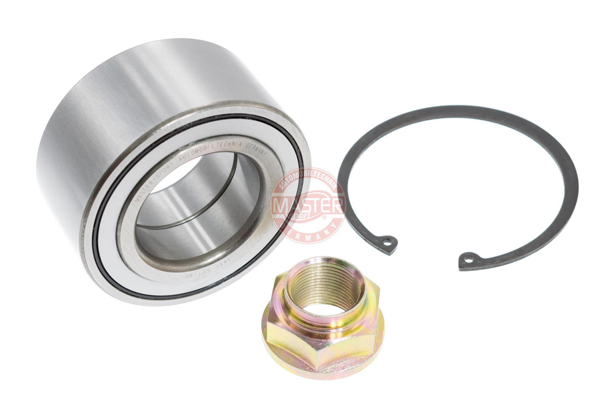 Wheel Hub Bearing 3951-SET-MS MASTER-SPORT 190039511 original quality