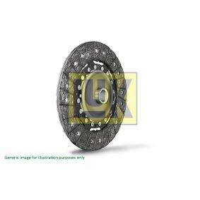 Clutch Disc 319 0153 10 PUNTO (188) 1.2 16V 80 MY 2002