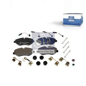 Bremsbelagsatz, Scheibenbremse Breite: 163,3mm, Höhe: 67mm, Dicke/Stärke: 20,5mm mit OEM-Nummer 2E0 698 151