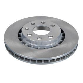 Bremsscheibe Bremsscheibendicke: 24mm, Ø: 256,0mm mit OEM-Nummer 90 468 509