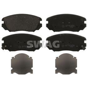 Bremsbelagsatz, Scheibenbremse Breite: 59,7mm, Dicke/Stärke 1: 18,7mm mit OEM-Nummer 13 237 750