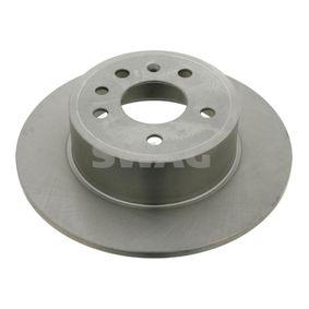 Bremsscheibe Bremsscheibendicke: 9,9mm, Ø: 286,0mm mit OEM-Nummer 48 37 027