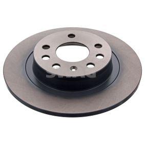Bremsscheibe Bremsscheibendicke: 10mm, Ø: 277,9mm mit OEM-Nummer 93184247