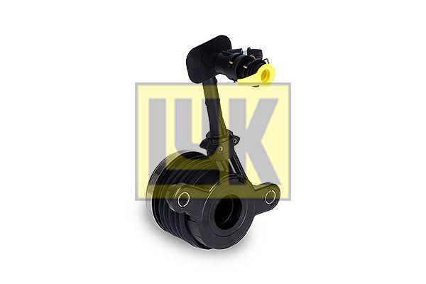 LuK  322 0125 16 Kupplungsscheibe Zähnez.: 17, Ø: 215mm