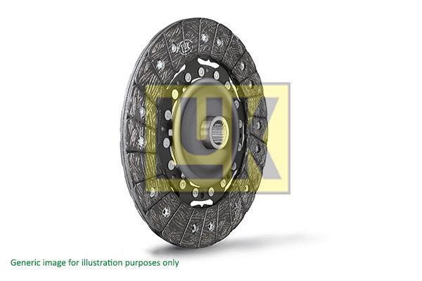 LuK  324 0559 10 Clutch Disc
