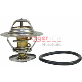 Thermostat, coolant with OEM Number 037121113