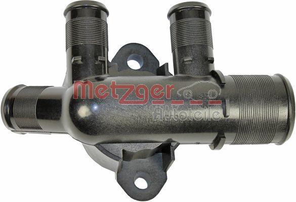 METZGER  4010017 Kühlmittelflansch
