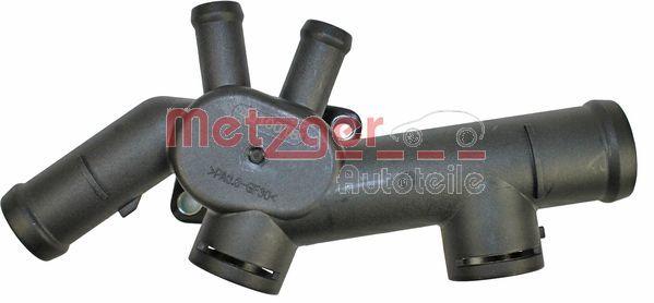 METZGER  4010018 Kühlmittelflansch