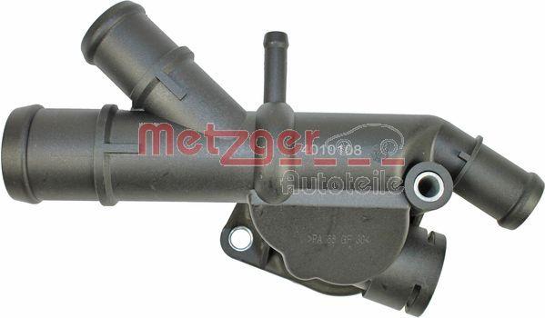 METZGER  4010108 Kühlmittelflansch