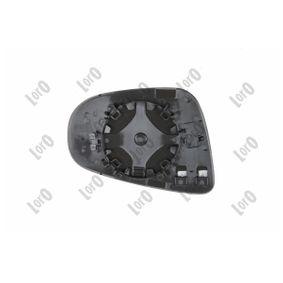 Touran 1T1, 1T2 1.9TDI Außenspiegelglas ABAKUS 4013G01 (1.9TDI Diesel 2010 BXE)