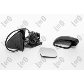 Outside Mirror with OEM Number 3B1857538C
