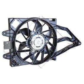 Fan, radiator 47242 PANDA (169) 1.2 MY 2012