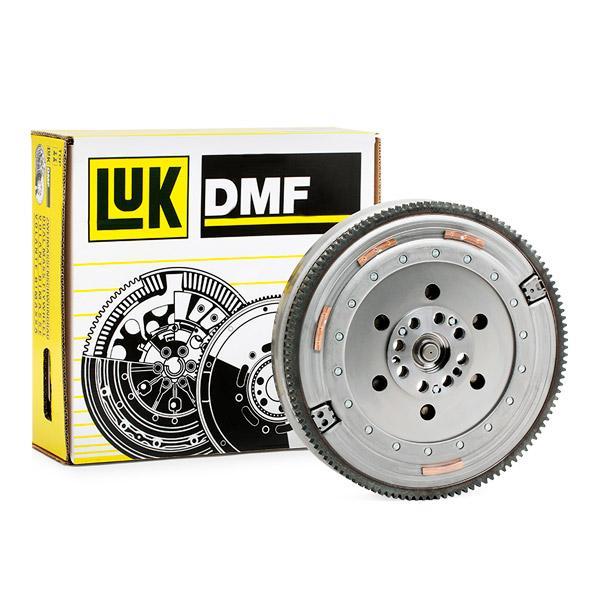 Dual mass flywheel 415 0477 10 LuK 415 0477 10 original quality