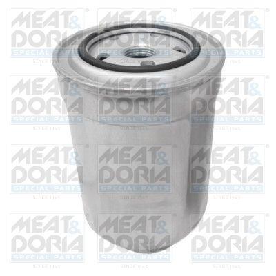 MEAT & DORIA  4117 Fuel filter Height: 140mm