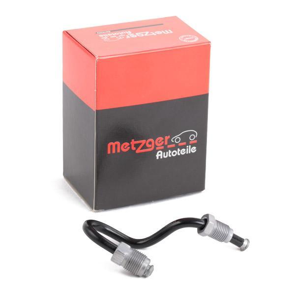 Brzdové potrubí METZGER 4120001 odborné znalosti