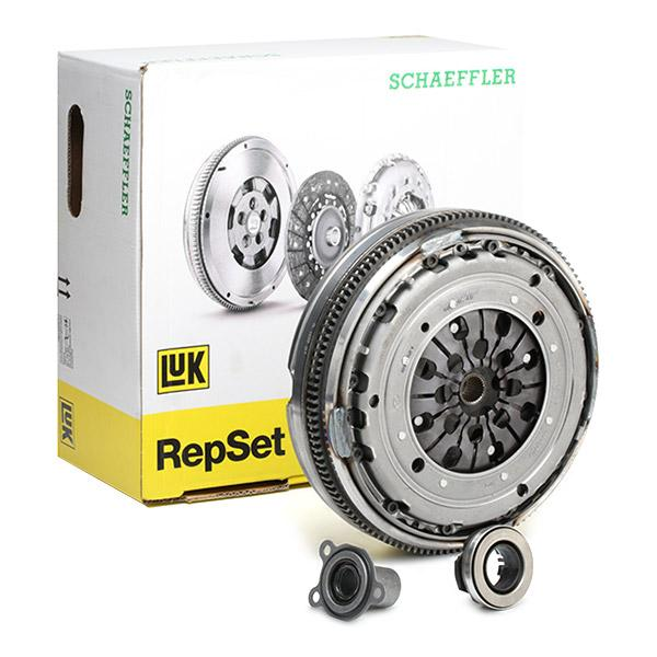 LuK BR 0241 600 0012 00 Clutch Kit Mounting Type: Pre-assembled
