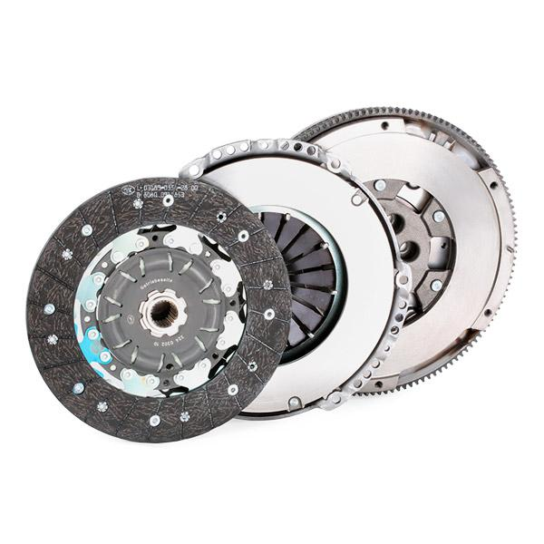 Complete clutch kit LuK 600 0013 00 rating