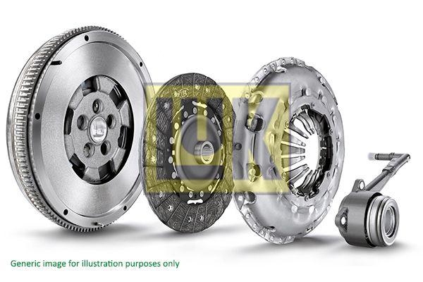 LuK BR 0241 600 0020 00 Clutch Kit
