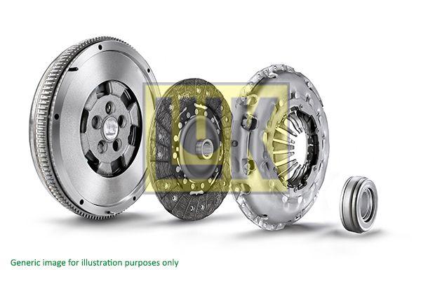 LuK BR 0241 600 0024 00 Clutch Kit